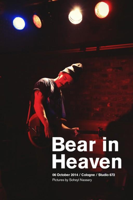 SOHEYL NASSARY BEAR IN HEAVEN