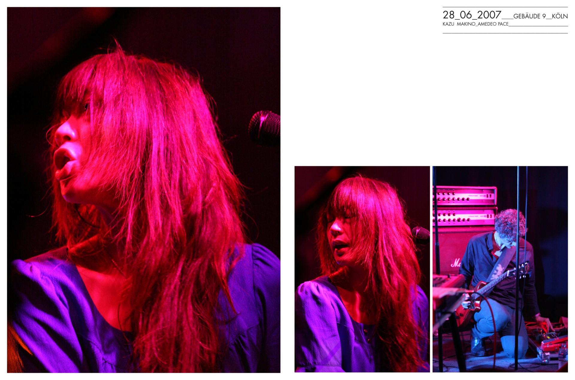 soheyl nassary Blonde Redhead
