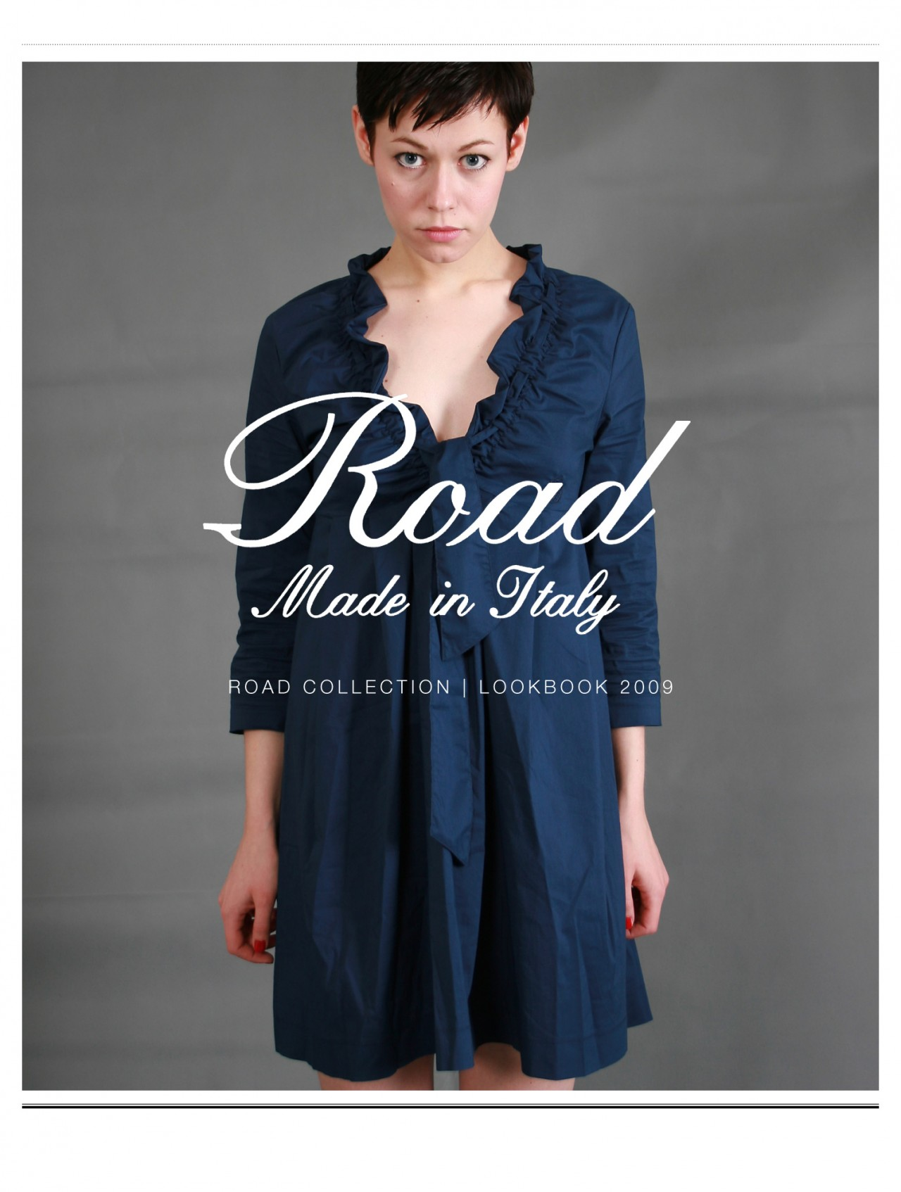 soheyl nassary ROAD COLLECTION / LOOKBOOK 2009