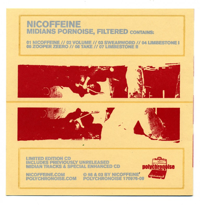 SOHEYL NASSARY NICOFFEINE // PORNOISE EP Copy