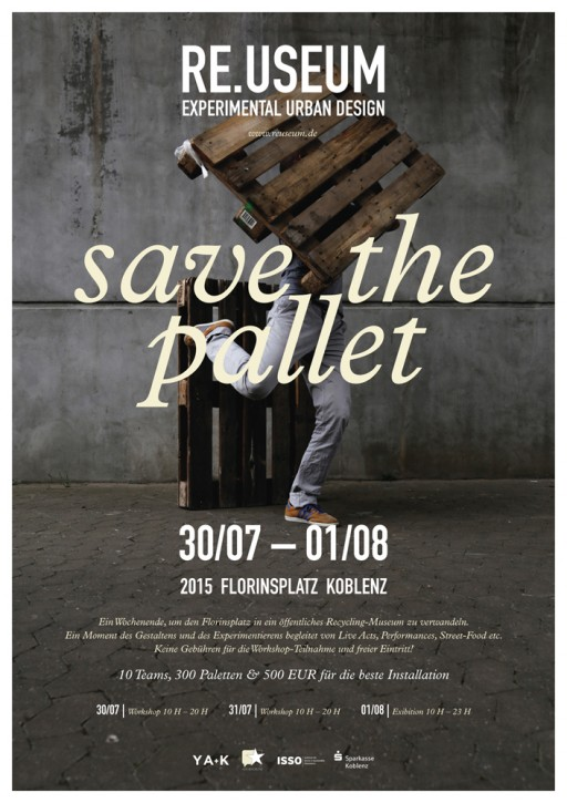 SOHEYL NASSARY RE.USEUM // SAVE THE PALLET