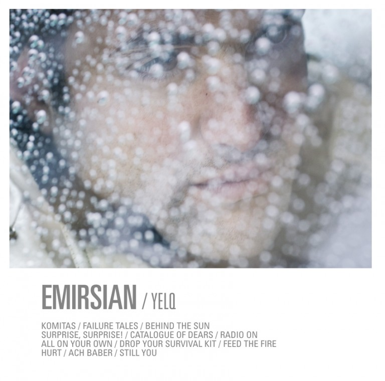 soheyl nassary EMIRSIAN // YELQ