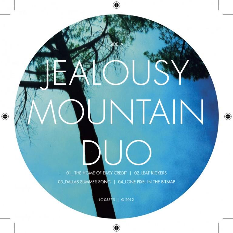 soheyl nassary JEALOUSY MOUNTAIN DUO // NO. 02