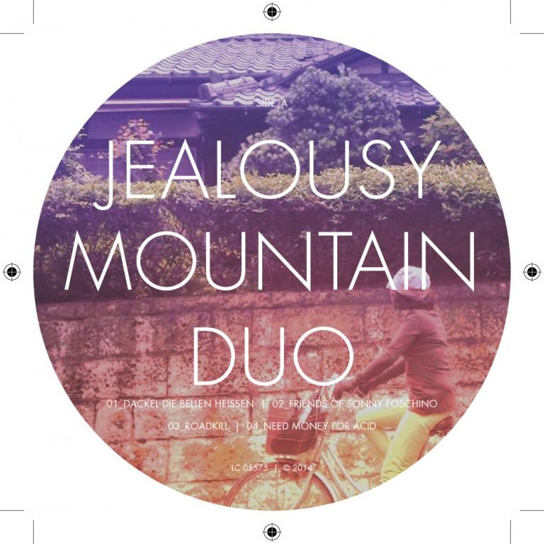 SOHEYL NASSARY JEALOUSY MOUNTAIN DUO // NO. 03