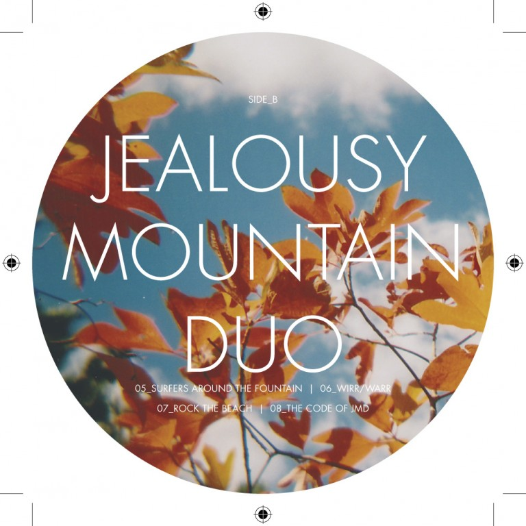 SOHEYL NASSARY JEALOUSY MOUNTAIN DUO // NO. 01