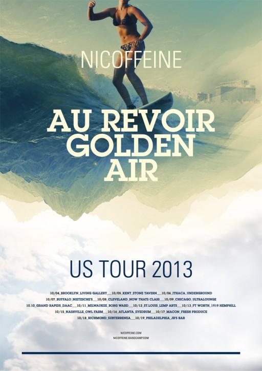soheyl nassary NICOFFEINE / US 2013